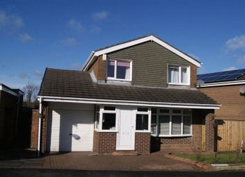 Thumbnail 3 bed detached house for sale in Brookside, Dudley, Cramlington