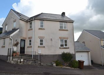 Thumbnail 3 bed semi-detached house to rent in Cornlands, Sampford Peverell, Tiverton