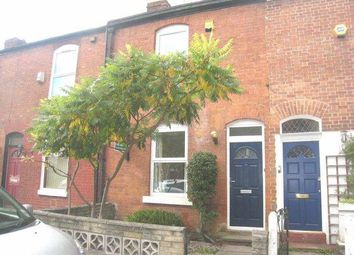 Thumbnail 2 bedroom terraced house to rent in Churchwood Road, Didsbury