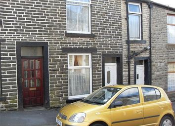 Thumbnail 1 bedroom terraced house to rent in Rifle Street, Haslingden, Rossendale
