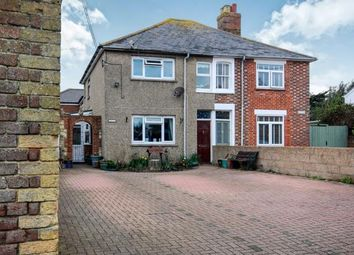 Thumbnail 5 bed semi-detached house for sale in Freshwater, Isle Of Wight, Freshwater