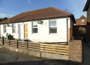 Thumbnail 1 bed bungalow for sale in Vernon Cottage, Eastern Road, Lydd, Romney Marsh