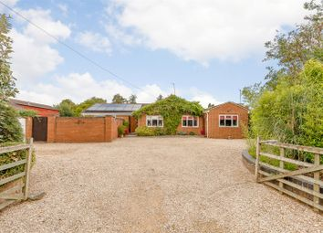 4 bed detached bungalow for sale in Manor Road, Towersey, Thame, Oxfordshire OX9