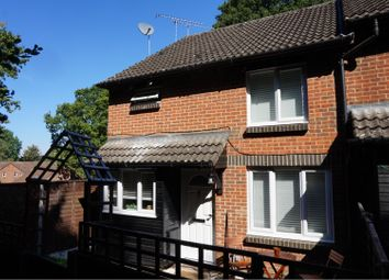 Thumbnail 1 bed end terrace house for sale in Overthorpe Close, Knaphill