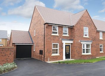 """Thumbnail 4 bedroom detached house for sale in """"Holden"""" at Forest House Lane, Leicester Forest East, Leicester"""