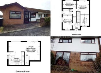 Thumbnail 4 bed semi-detached house for sale in Lawrence Hill Avenue, Newport, Gwent.