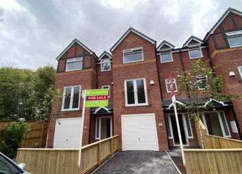Thumbnail 4 bed terraced house for sale in Somerville Road, Waterloo, Liverpool