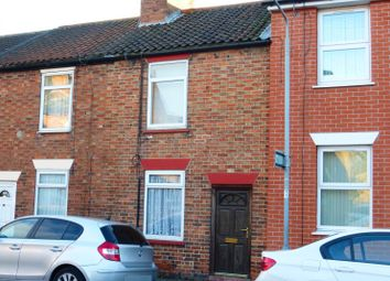 Thumbnail 2 bed terraced house for sale in Barnby Gate, Newark, Nottinghamshire