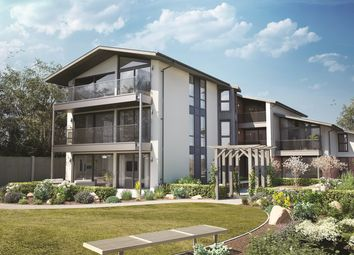 Thumbnail 2 bed flat for sale in Old Swanwick Lane, Lower Swanwick, Southampton