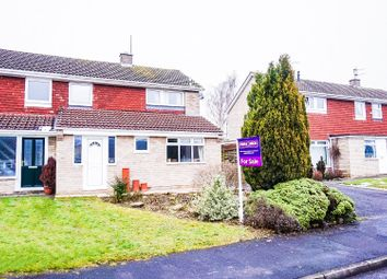 Thumbnail 3 bed semi-detached house for sale in Manor Road, Hurworth