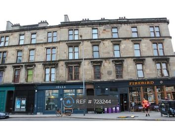 Thumbnail 4 bed flat to rent in Argyle Street, Glasgow