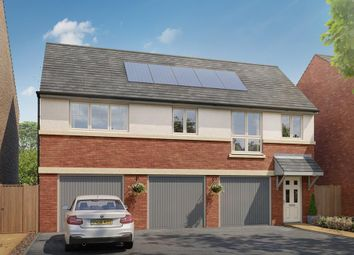 "Thumbnail 2 bed terraced house for sale in ""Anker"" at Whitworth Park Drive, Houghton Le Spring"