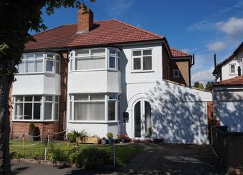 Thumbnail 3 bedroom semi-detached house for sale in Bonsall Road, Erdington, Birmingham