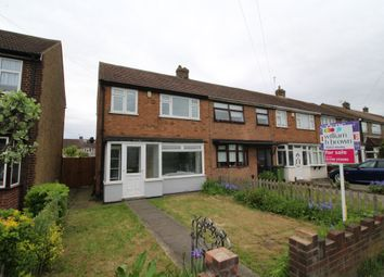 Thumbnail 3 bed end terrace house for sale in Ford Lane, Rainham