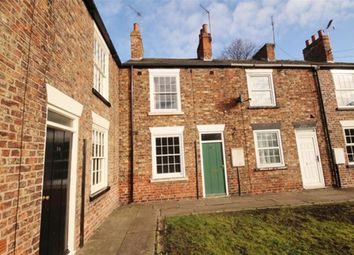 Thumbnail 1 bed semi-detached house to rent in St. Marks Square, New Lane, Selby