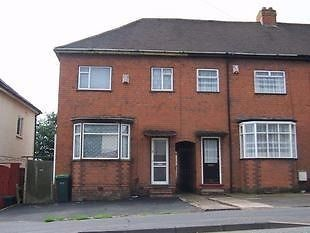 Thumbnail 3 bedroom end terrace house to rent in Newbury St, Oldbury