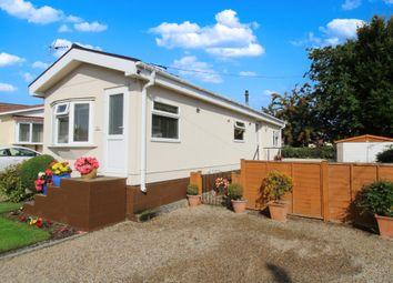 Thumbnail Mobile/park home for sale in Grosvenor Park, Boroughbridge Road, Ripon, North Yorkshire