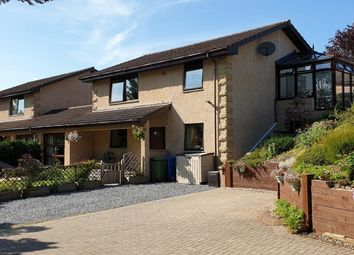 Thumbnail 3 bed semi-detached house for sale in 12A Balmakeith Park, Nairn