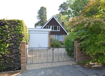 Thumbnail 4 bed detached house for sale in Essex Close, Tunbridge Wells