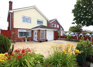 Thumbnail 4 bed detached house for sale in Easedale Drive, Ainsdale, Southport