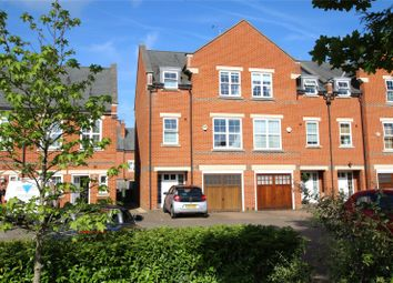 Thumbnail 4 bed terraced house for sale in Beningfield Drive, Napsbury Park, St. Albans, Hertfordshire