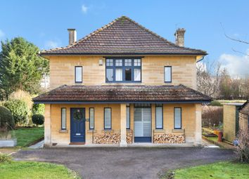 Thumbnail 4 bed detached house for sale in Bath Road, Frome, Somerset