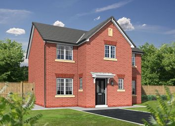 Thumbnail 4 bed detached house for sale in The Nightingale Audlem Road, Nantwich