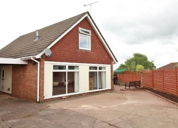 Thumbnail 4 bed detached bungalow for sale in Northfield Road, Caerleon, Newport