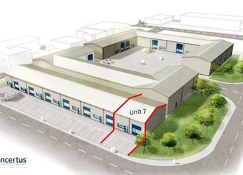 Thumbnail Commercial property to let in Unit 7, Phoenix Enterprise Park, Gisleham, Lowestoft