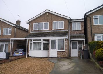 Thumbnail 4 bed detached house for sale in Tamar Road, Melton Mowbray
