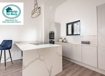 Thumbnail 2 bed flat for sale in Ivory Court, Lily Way, Palmers Green, London