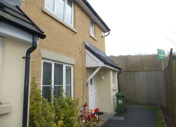 Thumbnail 5 bed semi-detached house for sale in The Dairy, Cross Inn, Pontyclun