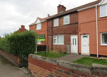 Thumbnail 3 bed terraced house for sale in Foljambe Crescent, Rossington