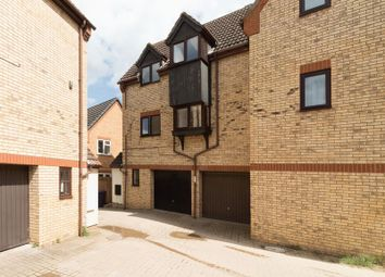 Thumbnail 2 bed town house for sale in Granary Court, Ramsey, Huntingdon, Cambridgeshire.