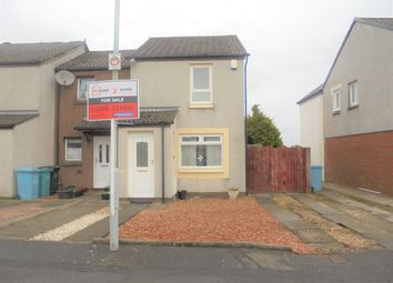 Thumbnail 2 bedroom end terrace house for sale in St Kilda Way Cambusnethan, Wishaw