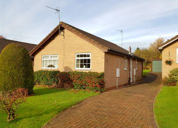 Thumbnail 2 bed detached bungalow for sale in Belfield Road, Etwall, Derby