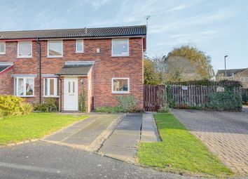 Thumbnail 2 bedroom semi-detached house for sale in Bishopdale, Wallsend