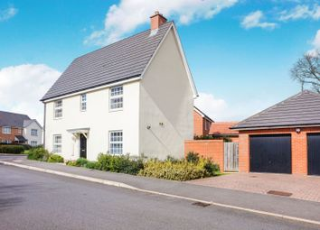 Thumbnail 4 bed detached house for sale in Orchard Crescent, Bishop's Stortford