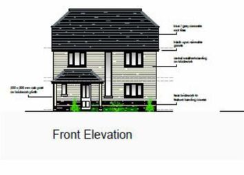 Thumbnail 3 bed detached house for sale in Amsterdam Way, St Leonards-On-Sea, East Sussex
