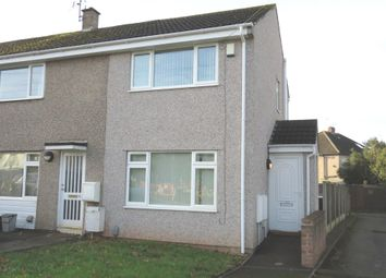 Thumbnail 2 bed end terrace house for sale in Cranleigh Court Road, Yate, Bristol