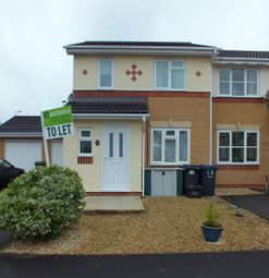 Thumbnail 3 bed semi-detached house to rent in Stokehill, Hilperton, Trowbridge