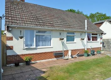Thumbnail 2 bed detached bungalow for sale in Brook Close, Kinson, Bournemouth