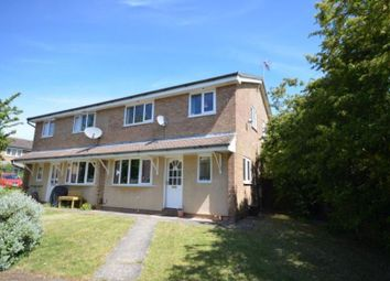 Thumbnail 2 bed semi-detached house to rent in Javelin Close, Duston, Northampton