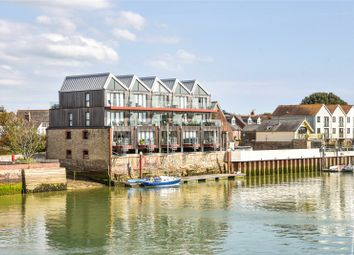 Thumbnail 4 bed terraced house for sale in Riverside Wharf, River Road, Littlehampton, West Sussex
