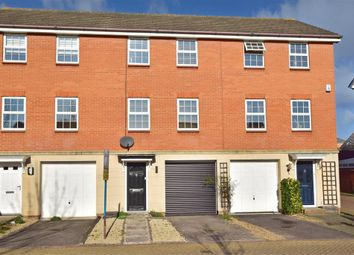 3 bed town house for sale in Moonstone Square, Sittingbourne, Kent ME10