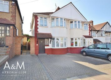 Thumbnail 3 bed property for sale in Cottesmore Avenue, Clayhall, Ilford