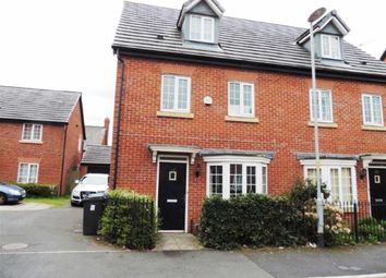 Thumbnail 4 bedroom town house for sale in Paprika Close, Openshaw, Manchester