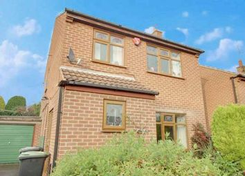 Thumbnail 3 bedroom detached house for sale in Harcourt Crescent, Nottingham, Nottinghamshire