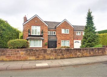 Thumbnail 4 bed detached house for sale in The Old Quarry, Liverpool