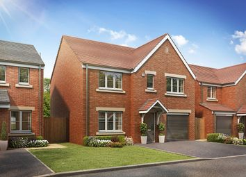 "Thumbnail 4 bedroom detached house for sale in ""The Winster  "" at Brickburn Close, Hampton Centre, Peterborough"